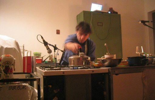 musica da cucina | long song records