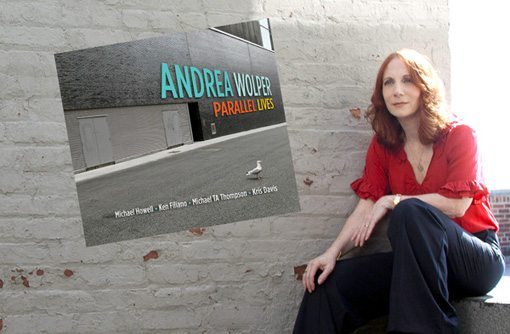 andrea wolper | parallel lives | jazzed media