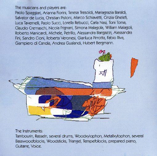 sogni di giorno   the music of nazareno people   mudoks record