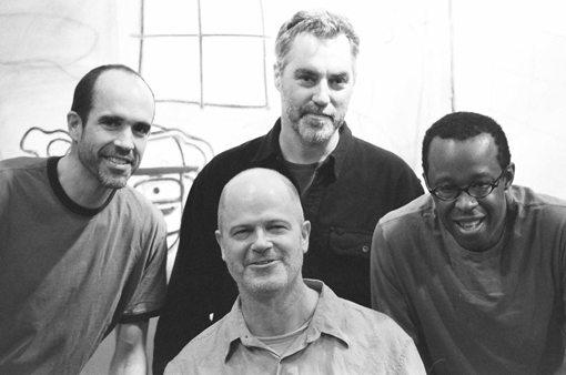 Rob Brown   Joe Morris   Matthew Shipp   Whit Dickey   Right Hemisphere   rogueart jazz