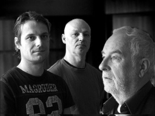 Werner Hasler | Gilbert Paeffgen | Karl Berger | Photo by Otto Mühlethaler