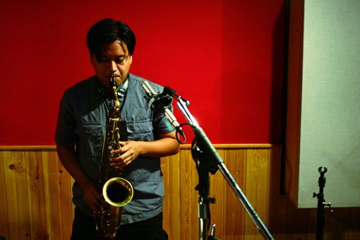 Jon Irabagon | Hernani Faustino | Gabriel Ferrandini | Absolute Zero | nottwo records