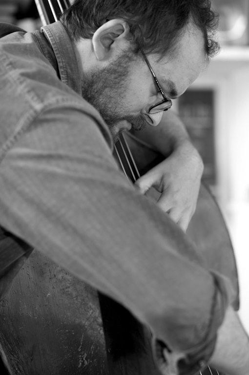 OLIE BRICE / double bass