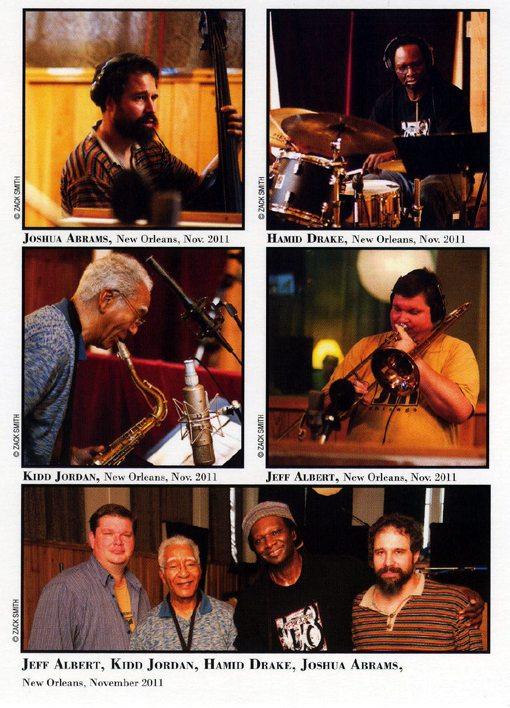 Jeff Albert's Instigation Quartet | The Tree On The Mound | rogueart jazz