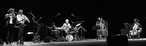 Watershed   Denis Fournier   Nicole Mitchell   Hanah Jon Taylor   Tomeka Reid   Bernard Santacruz   Watershed   rogueart jazz